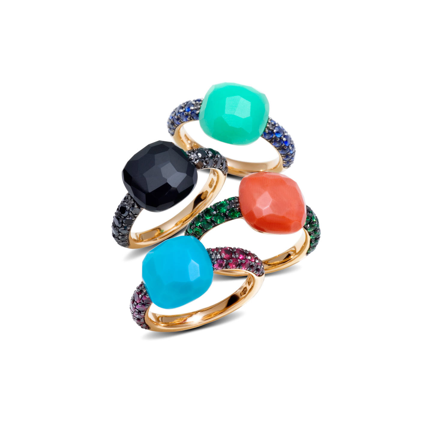 Pomellato Is Inspired in Capri for Her New Jewelry Collection