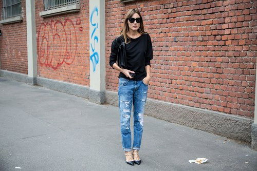 Boyfriend Jeans | What To Wear