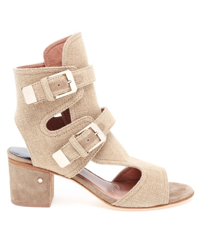 Laurence-Decade-Douce-Buckled-Linen-Heels_2