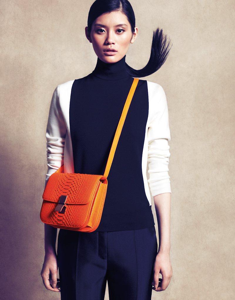 Celine-Box-Bag-Orange