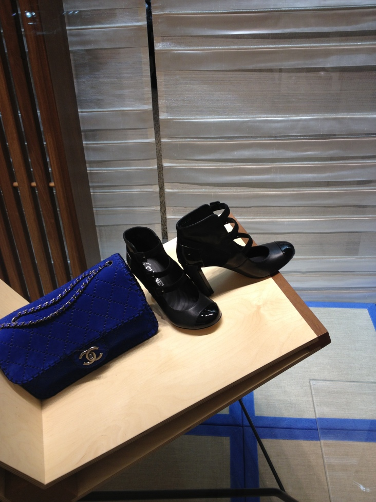 Chanel-Heel-Black