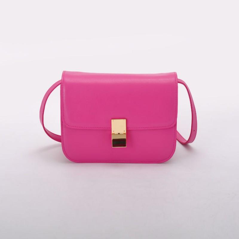 Pink-Celine-Classic-Bag