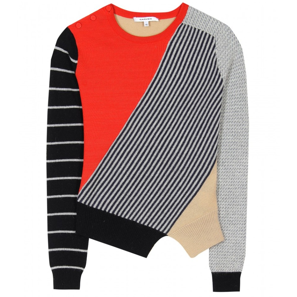 Carven-Knit-Sweater