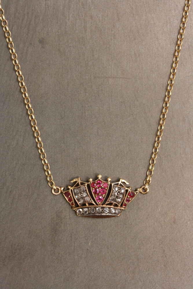 Adelphe-Crown-Necklace