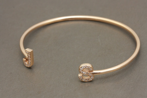 Adelphe-Diamond-Bangle