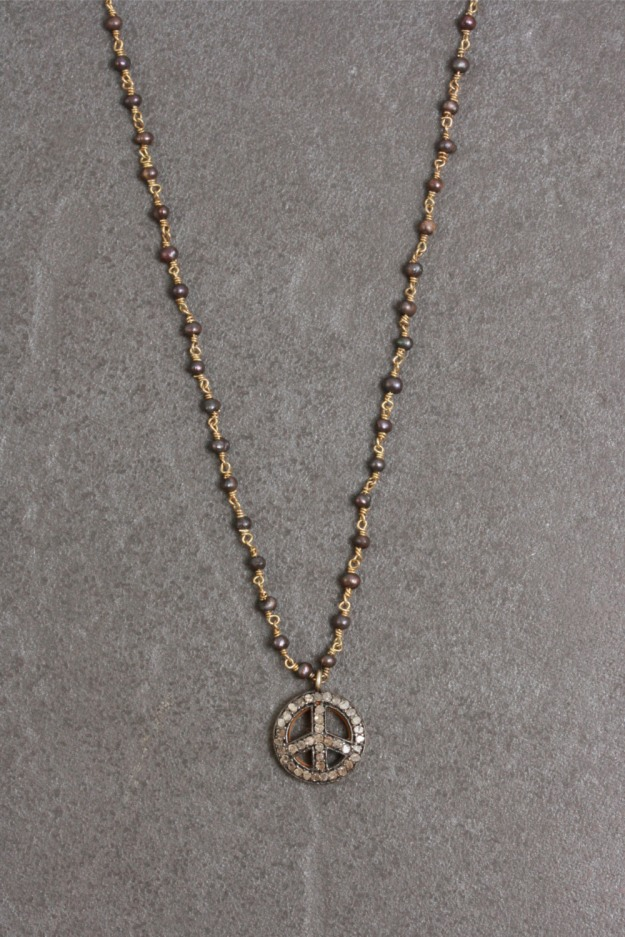Adelphe-Peace-Diamond-Necklace