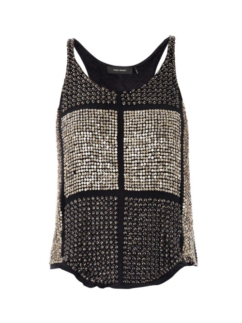 Isabel-Marant-Embellished-Top