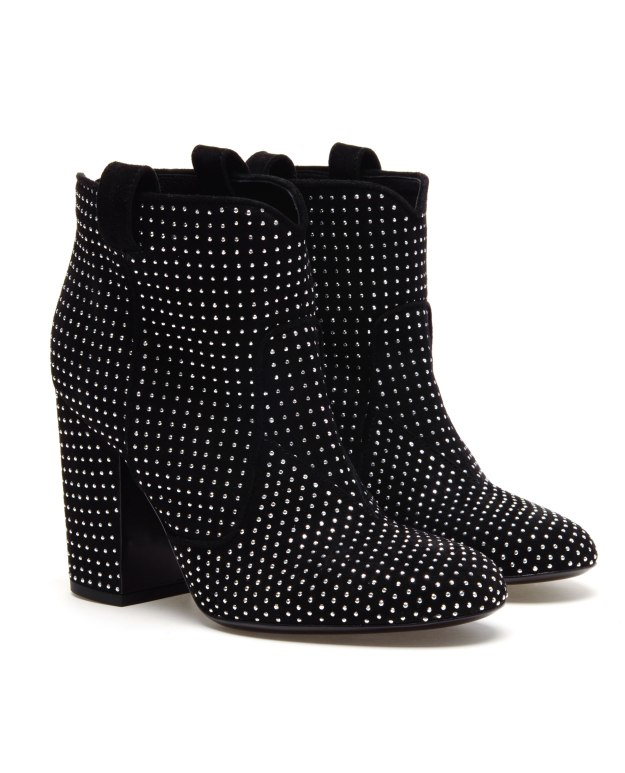 Laurence-Decade-Studded-Ankle-Boots