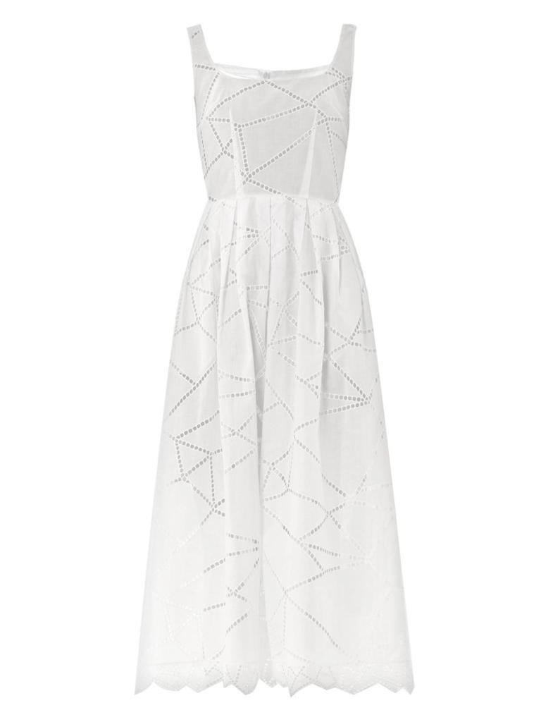 Christopher-Kane-White-Dress
