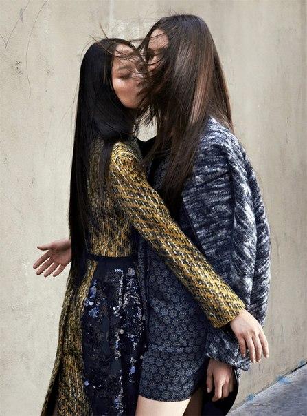 mackenzie drazan & li xiao xing by johan sandberg_8