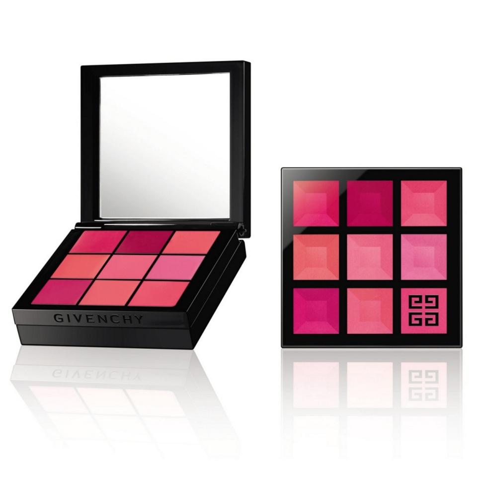 Prismissime Euphoric Pink Lip & Cheek Palette_2
